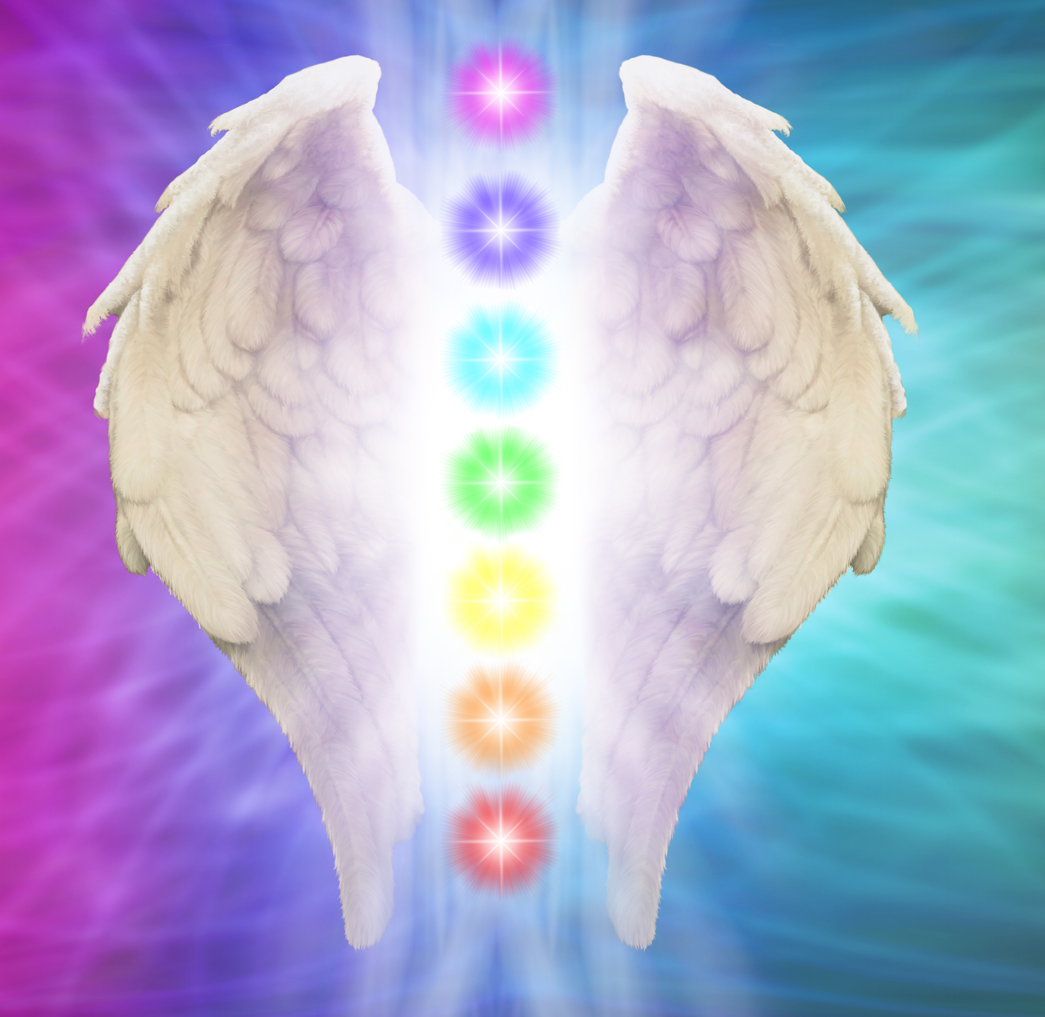 The Healing Connection The 5 Angels That Energize Your